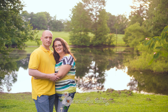 Family photo shoot, Ellerslie, GA